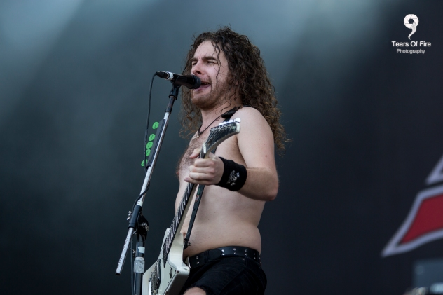 Airbourne - Ramblin' Man Fair 2016