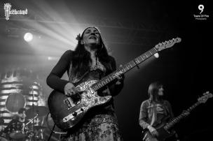 Dani Wilde - 17 - HRH Blues 2017