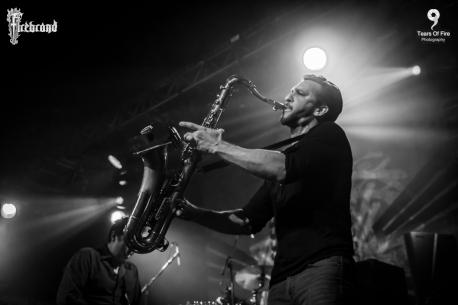 Billy Walton Band - 21 - HRH Blues 2017