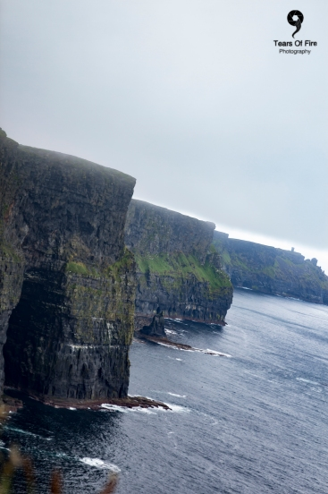 Cliffs Of Moher. Co. Clare