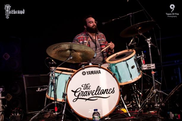 The Graveltones - HRH Blues 3 - 01