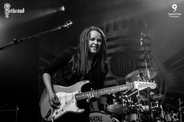 Erja Lyytinen - HRH Blues 2017 - 01