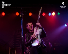 Laurence Jones - HRH Blues 3 - 20