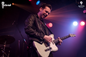 Laurence Jones - HRH Blues 3 - 21