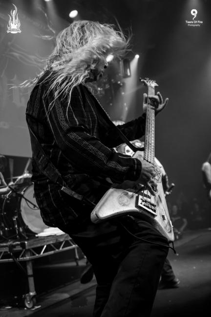 Vince Neil - Rockingham 2017
