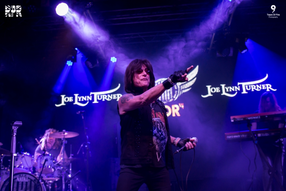 Joe Lynn Turner - HRH AOR 2018
