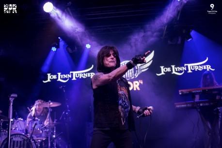 Joe Lynn Turner - HRH AOR 6 -08-03-2018