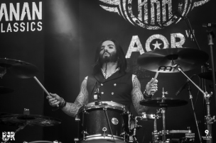 Aaron Buchanan And The Cult Classics - HRH AOR 6 - 09-03-2018