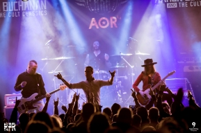 Aaron Buchanan And The Cult Classics - HRH AOR 6 - 09-03-2018