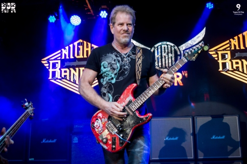 Night Ranger - HRH AOR 6 - 09-03-2018