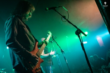 No Hot Ashes - Limelight2, Belfast - 06-04-2018
