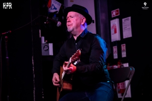 Brian Rawson Band - HRH Blues 4 - 14-04-2018