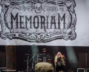 Memoriam - Bloodstock 2018