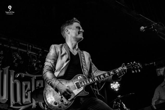 Mike Brookfield - Whelans - 18-08-2018