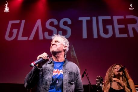 Glass Tiger - Rockingham 2018