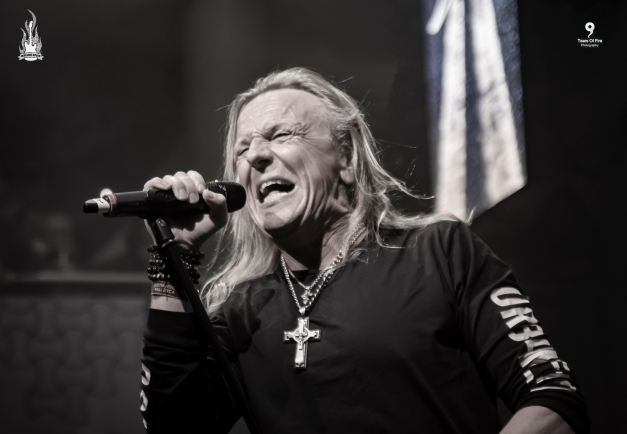 Pretty Maids - Rockingham 2018